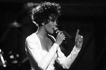 Whitney Houston Welcome Heroes 7a