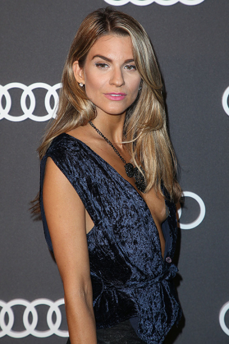 Rachel McCord at the 69th Annual Primetime Emmy Award