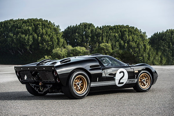 Shelby 50th GT40