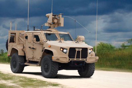 LIGHT COMBAT TACTICAL ALL-TERRAIN VEHICLE