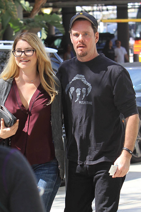 Kevin Dillon Sighted in Los Angeles