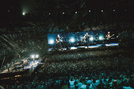 U2 in Paris