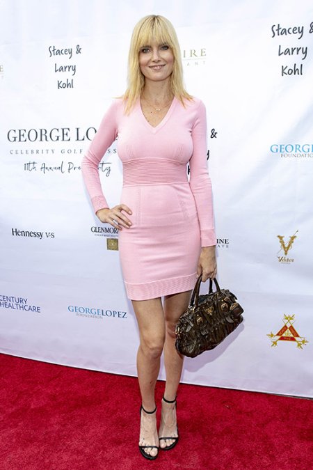 Eugenia Kuzmina at 11th Annual George Lopez Celebrity Golf Classic Pre-Party