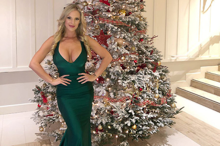 Chanel Renee at 11th Annual Babes in Toyland Charity Toy Drive