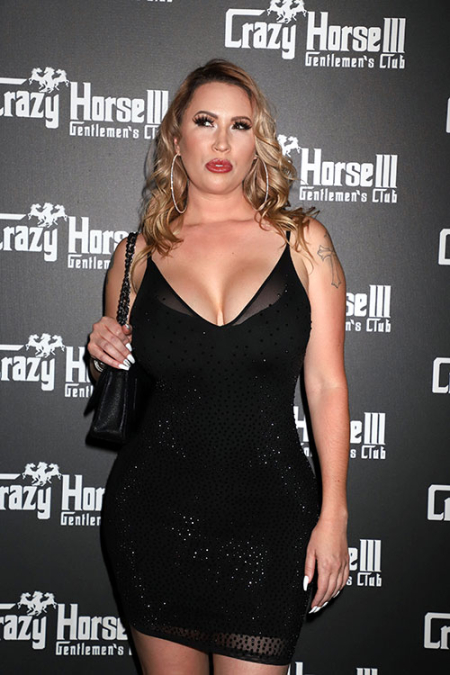 Melissa Meeks at her Official Divorce Party