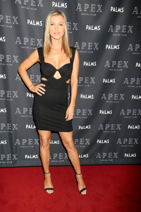 Joanna Krupa Launches Skin Care Line Elphia Beauty at the Apex Social Club in Las Vegas