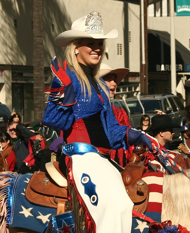 By Prayitno / Thank you for (12 millions +) view from Los Angeles, USA (Beautiful Cowgirl) [CC BY 2.0  (https://creativecommons.org/licenses/by/2.0)], via Wikimedia Commons