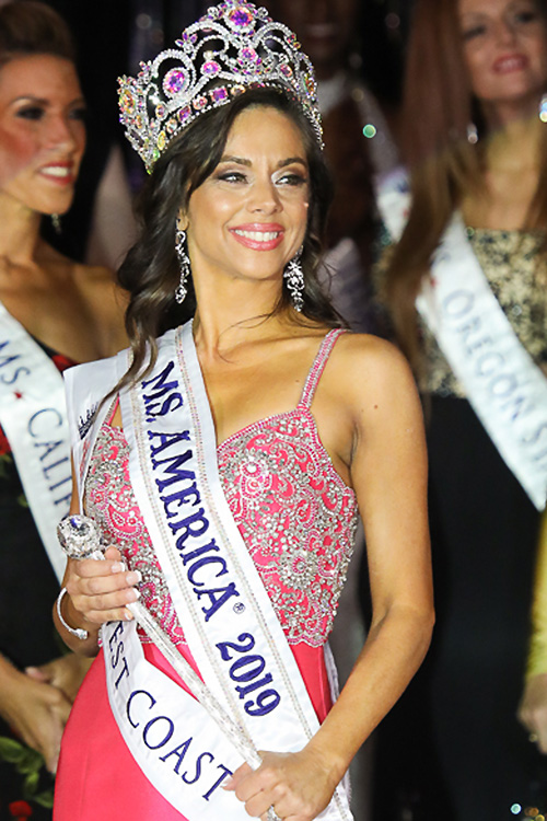 Joanna Hairabedian is Ms. America 2019