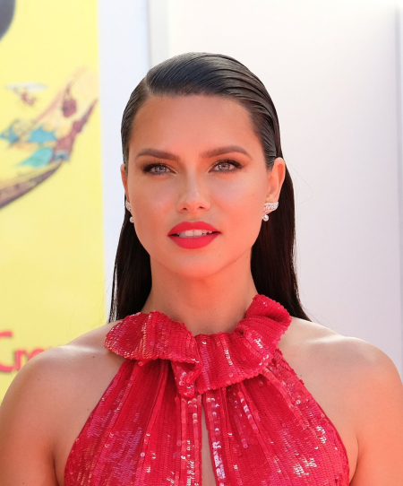 Adriana Lima at 'Once Upon A Time In Hollywood' Los Angeles Premiere